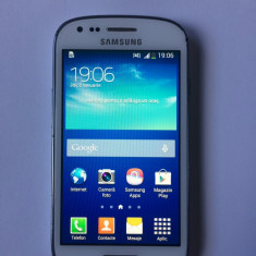Samsung Galaxy S 3 mini - Telefon mobil Samsung Galaxy S3 Mini, Alb, 16GB, Neblocat
