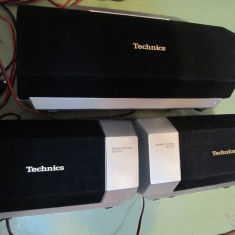 Vand 3 sateliti TECHNICS SB-PC75 + 2 X SB-PS75