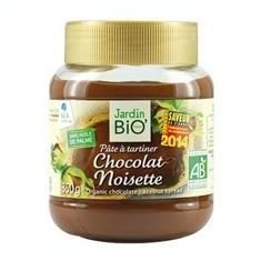 Pasta de Cacao cu Alune Bio Jardin Bio 350gr Cod: 26679 - Inlocuitor de cafea