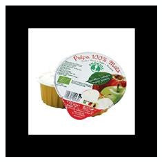 Piure Bio de Fructe fara Zahar - Mere la Cutie Probios 100gr Cod: 8018699005857 - Piure copii
