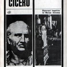 Marcus Tullius Cicero : Filipice