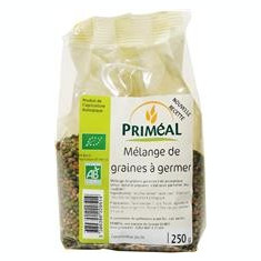 Amestec Seminte Germinare Bio Primeal 250gr Cod: 2065 - Legume