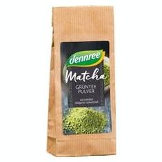 Matcha Pulbere Ceai Verde Bio Dennree 30gr Cod: 477055