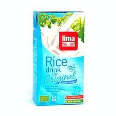 Lapte de Orez Original Bio Lima 500ml Cod: 5411788038515
