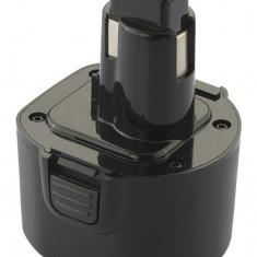 Acumulator Dewalt DE9062, Black & Decker, Elu, 9, 6V/2.0Ah/Ni-CD, marca Patona,
