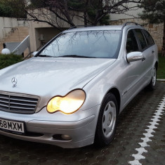 Mercedes-Benz C200 CDI, An Fabricatie: 2002, Motorina/Diesel, 220000 km, 2148 cmc, Clasa C