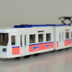 Macheta SIKU - Tramvai - 1:120 - Macheta auto Alta, 1:55