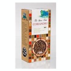 Condiment Bio Coriandru Longevita 40gr Cod: 12406