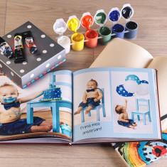 Fotocartea - un cadou special pentru copii - Album foto Altele