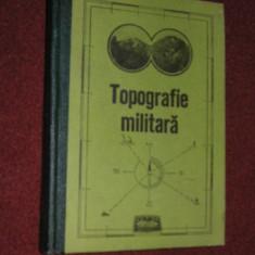 Topografie Militara - D. Aurel R. Ladislau R. Laurentiu