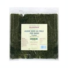 Alge Marine Nori pentru Sushi Raw Algamar 30gr Cod: 8437002393717 - Peste si fructe de mare