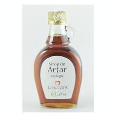 Sirop Artar Eco Longevita 187ml Cod: 26399