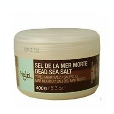 Sare de Marea Moarta Najel 400gr Cod: 3760061223875 - Ulei relaxare