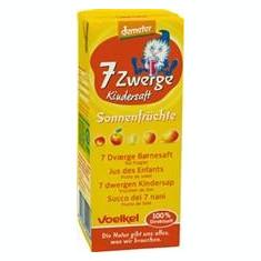 Suc Bio pentru Copii cu Fructe si Legume de Vara Pronat 200ml Cod: bg248316