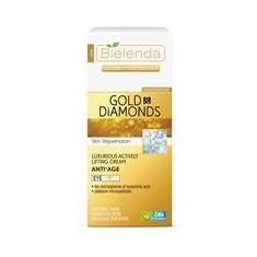 Crema Antirid Contur Ochi Gold & Diamonds Bielenda Niavis 15ml Cod: 2216bie - Crema conturul ochilor