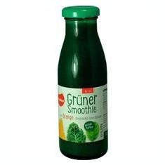 Smoothie Verde Bio cu Portocale Varza Verde si Spanac Pronat 250ml Cod: bg258102