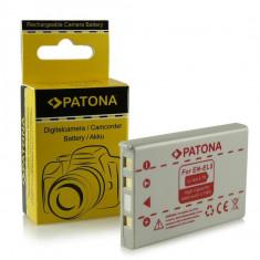 Acumulator Nikon EN-EL5, 3700, 4200, 5200, 5900, 7900, compatibil marca Patona,