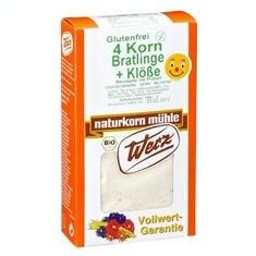 Amestec din 4 Cereale Integrale Ecologice pentru Chiftele si Galuste Pronat 250gr Cod: wz1560 - Cereala