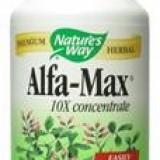 Alfa Max 525mg Nature's Way 100cps Cod: 33674020111
