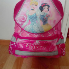 Ghiozdan Altele Disney Princess (anatomic bag system), Roz