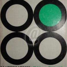Fundamentele matematicii (1968) - Carte Matematica