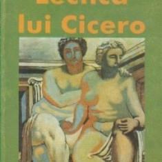 Lectica lui Cicero