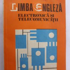 017. Monica Ionescu - Limba Engleza - Electronica Si Telecomunicatii - Curs Limba Engleza corint