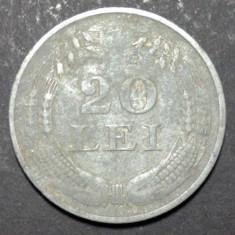 20 lei 1944 7 - Moneda Romania