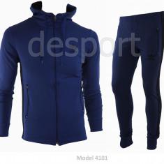 Trening barbati ADIDAS - Bluza si pantaloni conici - Model NOU - 4101, Marime: XL, Culoare: Din imagine