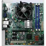 Kit placa baza LenovoG41+cpu E5800-3.20Ghz+!8Gb DDR3+cooler L127, Pentru AMD, LGA775, DDR 3, Lenovo
