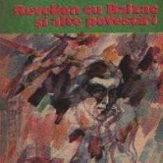 Revelion cu Balzac si alte povestiri