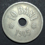 10 bani 1905 3 - Moneda Romania