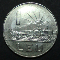 1 leu 1966 UNC - Moneda Romania