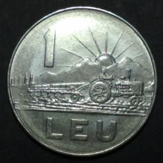 1 leu 1966 UNC - Moneda Romania
