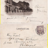 Cetati din Transilvania (  Rasnov , Rosenau)- Brasov- clasica, rara