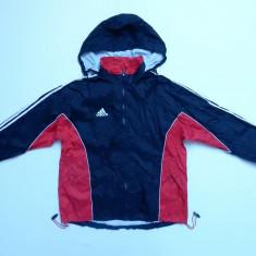 Geaca Adidas; marime L (42/44 UK), vezi dimensiuni exacte; impecabila - Geaca barbati, Marime: L, Culoare: Din imagine