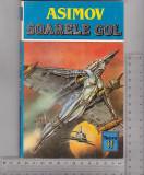 bnk ant Asimov - Soarele gol ( SF )