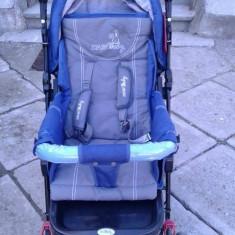 Carucior DHS Baby 2in1 - Carucior copii 2 in 1 DHS Baby, Albastru