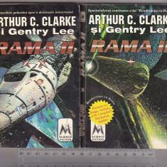 Bnk ant Arthur C Clarke , Gentry Lee  - Rama II ( SF ), Alta editura, Arthur C. Clarke