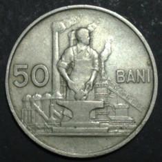50 bani 1955 10 - Moneda Romania