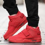 Adidasi Ghete Sport Fashion Red Cruz