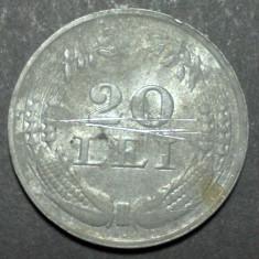 20 lei 1944 2 - Moneda Romania