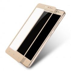 FOLIE DE STICLA TEMPERED GLASS XIAOMI REDMI NOTE 3 PRO SPECIAL EDITION (KATE) - Folie de protectie Xiaomi, ZTE Blade, Colorata