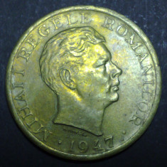 10000 lei 1947 6 - Moneda Romania