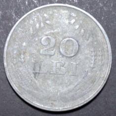 20 lei 1944 8 - Moneda Romania