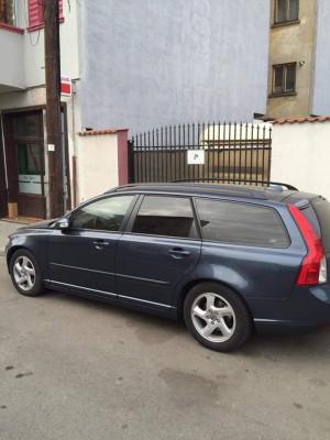 """Volvo v50 """"2011 foto"""