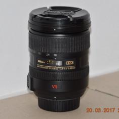 Obiectiv Nikon: 18-200 si 55-300 - Obiectiv DSLR