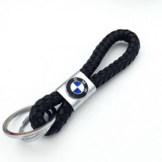 Breloc auto pentru BMW piele eco + ambalaj cadou