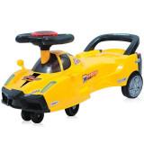Masinuta Chipolino Ferri yellow - Masinuta electrica copii