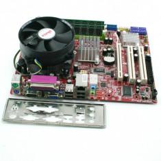 Kit placa baza MSI G31M3 V2+cpu E5420(Q9400)-4x2.50Ghz+!8Gb DDR2+cooler L128 - Placa de Baza Intel, Pentru INTEL, LGA775, Contine procesor, MicroATX
